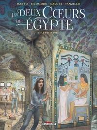 Makyo - Les Deux coeurs de l'Égypte T02 - Le Petit dieu.