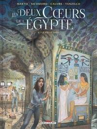 Makyo et Eugenio Sicomoro - Les Deux Coeurs De L'Egypte Tome 2 : Le petit dieu.