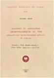 Malaké Abiad - Culture et éducation arabo-islamiques au Šām pendant les trois premiers siècles de l'Islam - D'après «Tārīẖ Madīnat Dimašq» d'Ibn 'Asākir (499/1105- 571/1176).