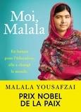 Malala Yousafzai et Patricia McCormick - Moi, Malala.