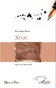 Malamine Diouf - SINIG.