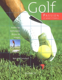 Malcolm Campbell - Golf passion.
