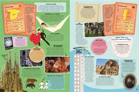 Voyage autour du monde. Pars explorer tous les pays du monde !
