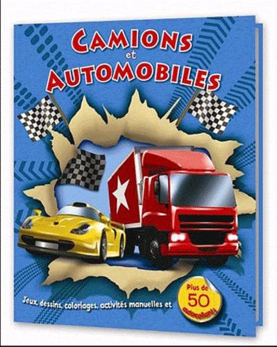 Malcolm Davis - Camions et automobiles.