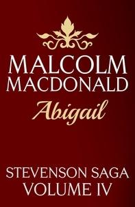 Malcolm Macdonald - Abigail.