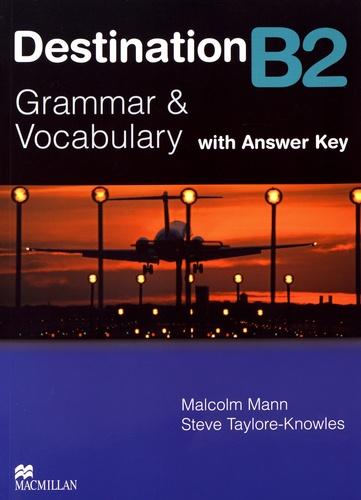 Destination B2 - Grammar & Vocabulary with Answer... de ...