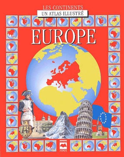 Malcolm Porter et Keith Lye - Europe.