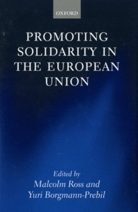 Promoting Solidarity in the European Union - Malcolm Ross | Showmesound.org