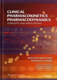 Malcolm Rowland - Clinical Pharmacokinetics and Pharmacodynamics.