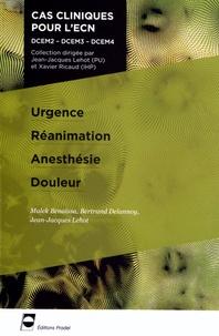 Deedr.fr Urgence Réanimation Anesthésie Douleur Image
