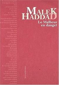 Malek Haddad - .