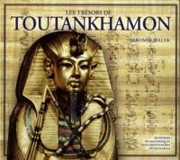 Malek Jaromir - Les trésors de Toutankhamon.