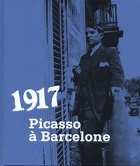 Malen Gual - 1917, Picasso à Barcelone.