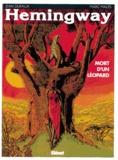 Males et Jean Dufaux - Hemingway - Mort d'un léopard.