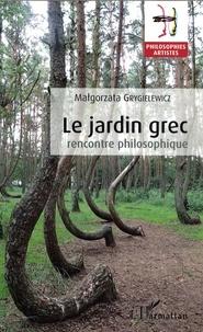 Le jardin grec - Rencontre philosophique.pdf