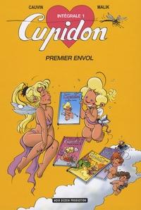 Malik et Raoul Cauvin - Cupidon Intégrale Tome 1 : Premier envol.