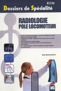 Malik Moustarhfir - Radiologie pôle locomoteur.