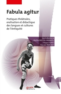Goodtastepolice.fr Fabula agitur - Pratiques théâtrales, oralisation et didactique des langues et cultures de l'Antiquité Image