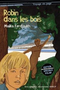 Malika Ferdjoukh et Nicolas Thers - Robin dans les bois.