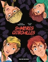 Meilleur ebooks téléchargement gratuit Sombres Citrouilles par Malika Ferdjoukh, Nicolas Pitz FB2 MOBI