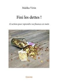 Deedr.fr Fini les dettes! - 12 actions pour reprendre vos finances en main Image