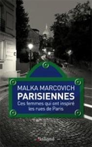 Malka Marcovich et Jean-Marie Dubois - Parisiennes - Ces femmes qui ont inspiré les rues de Paris.