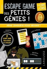 Galabria.be Escape game des petits génies! - Du CM1 au CM2 Image