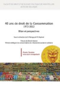 Corridashivernales.be 40 ans de droit de la Consommation - 1972-2012 Image