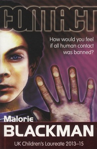 Malorie Blackman - Contact.