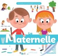 Malou Adam et Claire Wortemann - La maternelle.