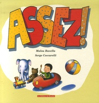 Malou Ravella et Serge Ceccarelli - Assez !.