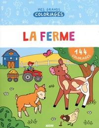 Malu Lenzi - La ferme - 144 coloriages.