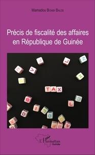 Précis de fiscalité des affaires en République de Guinée.pdf