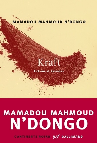 Mamadou Mahmoud N'Dongo - Kraft - Fictions et épisodes.
