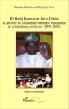 Mamadou Saliou Diallo et Mody Sory Diallo - El Hadj Boubacar Biro Diallo au perchoir de l'Assemblée nationale multipartite de la République de Guinée (1995-2002).