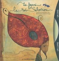 Mamadou Sall et Vincent Farges - La fourmi et le roi Salomon. 1 DVD