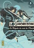 Mamare Tôno et  Koyuki - Log Horizon - La Brigade du vent de l'Ouest Tome 8 : .