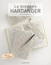 Mamen Arias Ruiz - La broderie Hardanger.