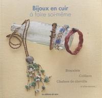 Histoiresdenlire.be Bijoux en cuir à faire soi-même Image