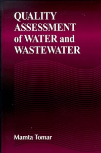 QUALITY ASSESSMENT OF WATER AND WASTEWATER.pdf