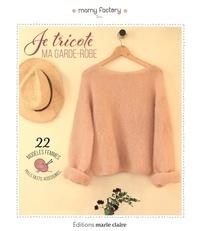 Rhonealpesinfo.fr Je tricote mes pulls & accessoires - 22 modèles tendances et intemporels du XS au XL Image