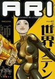 Man et Hernan Migoya - Ari, la salvatrice de l'univers Tome 1 : De l'enfant à femme.