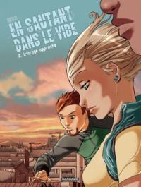 Man et Vanessa Sheryl Designs Cordero - En sautant dans le vide Tome 2 : L'orage approche.