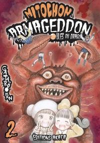 Téléchargement gratuit de partage de livre Mitochon armageddon : à la recherche des boules du dragon Tome 2 in French RTF DJVU par Man Gataro