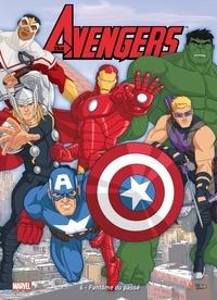 Man of Action et Jay Faerber - The Avengers Tome 6 : Fantôme du passé - Avec 1 magnet.