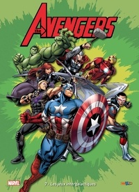 Histoiresdenlire.be The Avengers Tome 7 Image