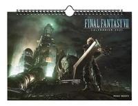 Mana Books - Calendrier Final Fantasy VII Remake.
