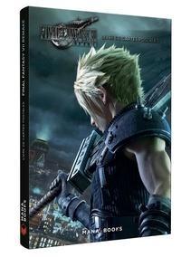 Mana Books - Final Fantasy VII remake - Livre de cartes postales.