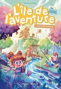 Mana Books - L'île de l'aventure Tome 1 : Cap sur Bora-Borous - Un roman Animal Crossing non officiel.
