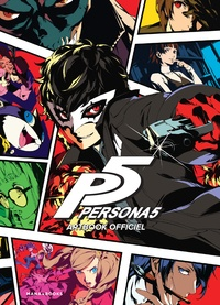 Mana Books - Persona 5 Artbook officiel.